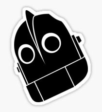 Iron Giant Vector Sticker