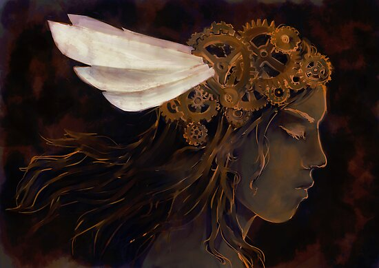 Clockwork Crown by Petra van Berkum