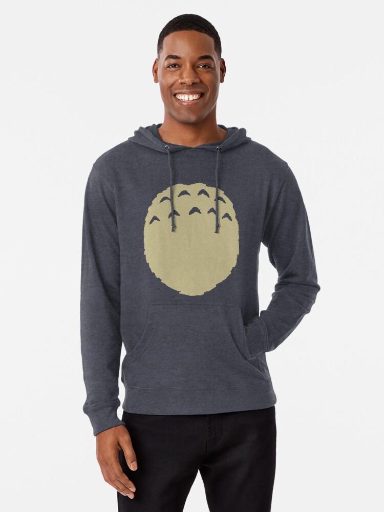 'Totoro belly' Lightweight Hoodie by Googhy