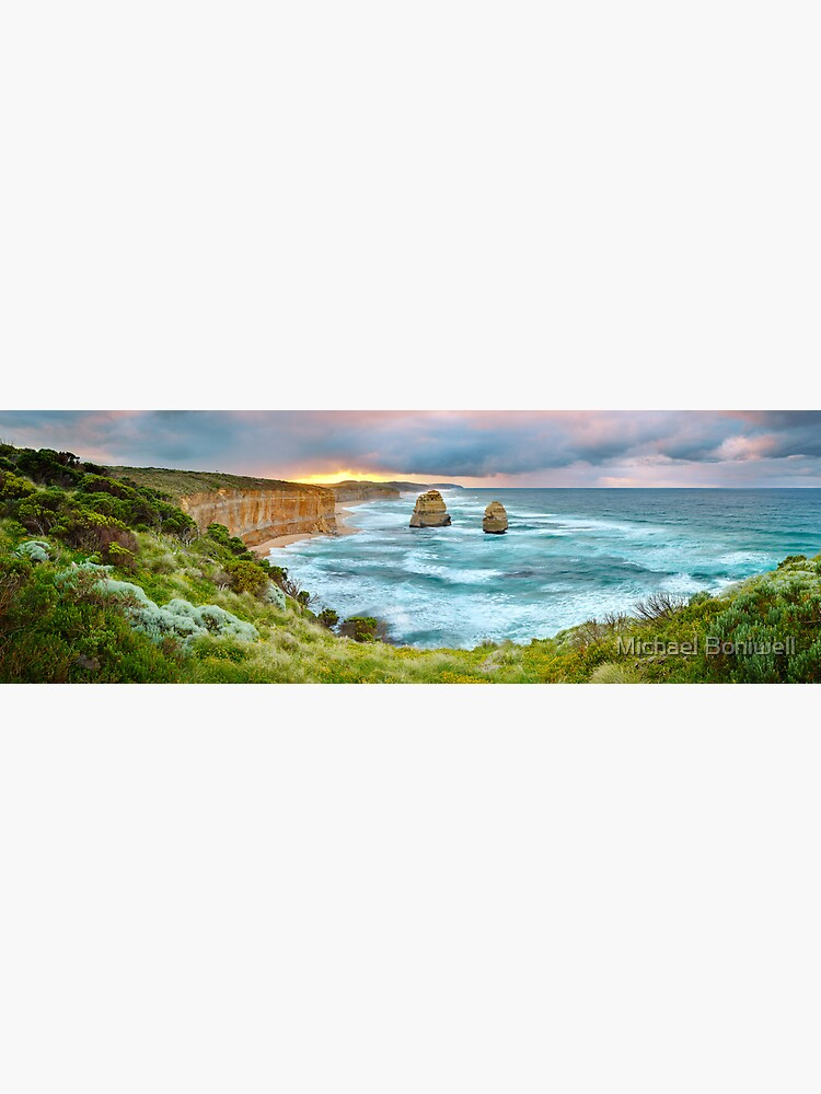 Gibsons Beach, Twelve Apostles, Great Ocean Road, Victoria, Australia by Chockstone
