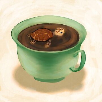 Tea Turtle by petravb