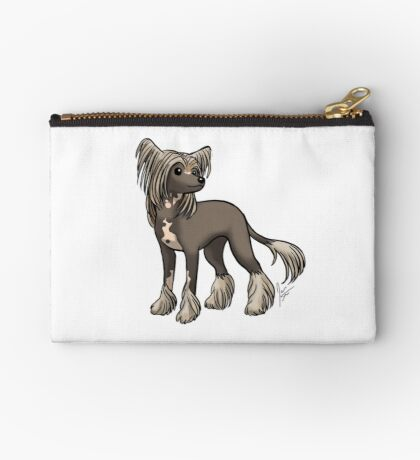 Chinese Crested Studio Pouch