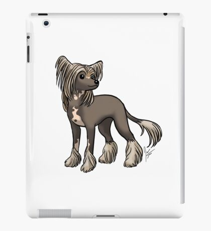 Chinese Crested iPad Case/Skin
