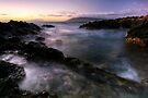 Drifting light, Maui by Michael Treloar
