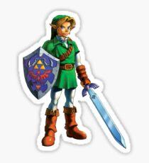Fighter Link Sticker