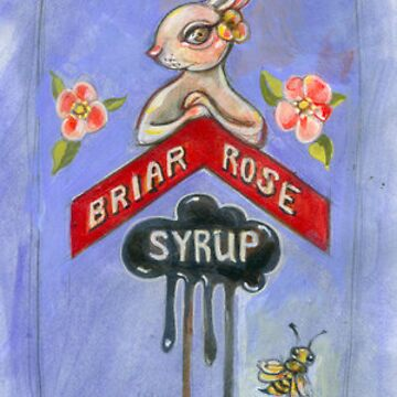 Briar Rose by miorats