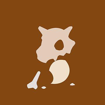 cubone a by illustratorjr