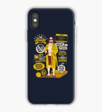 The Dude Quotes iPhone Case