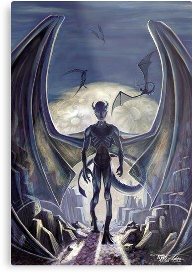 f00809a8a9 Lovecraft Night Terrors  Nightgaunts