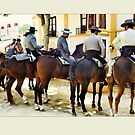 Feria at Jerez, Spain by Wendy Lilygreen