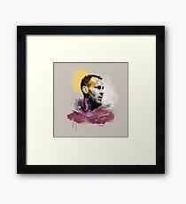 Ryan Giggs (MUFC) Painting Framed Print