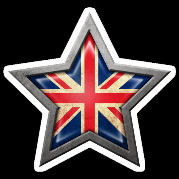 Image result for union jack star