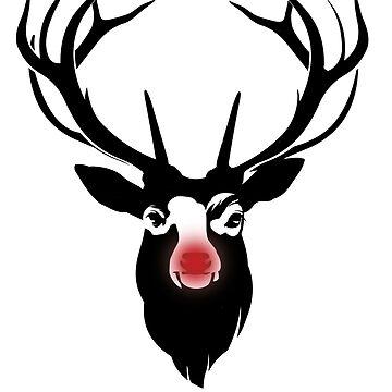 Rudolph by silverscreen