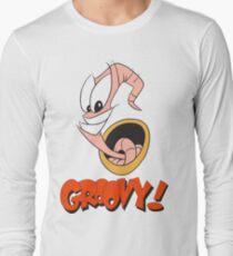 Earthworm Jim v2 Long Sleeve T-Shirt