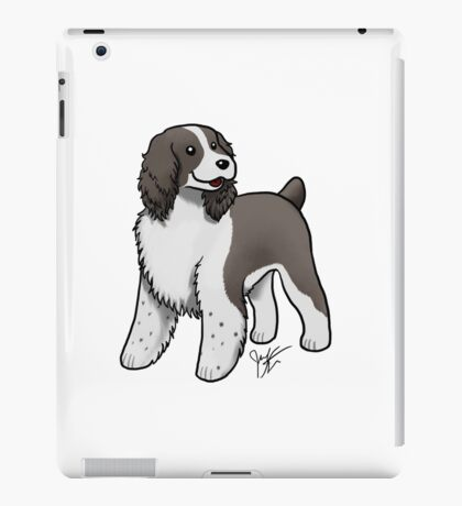 Springer Spaniel iPad Case/Skin
