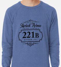 The name's Sherlock Holmes Lightweight Sweatshirt