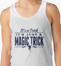 It's a Trick! Men's Tank Top
