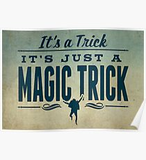 It's a Trick! Poster
