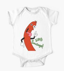 Silly Sausage! One Piece - Short Sleeve
