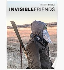 Invisible Friends Cover Poster