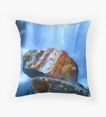 Australia Rocks Throw Pillow