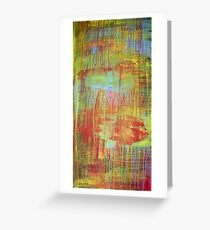 Abstract 24 Greeting Card