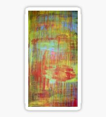 Abstract 24 Sticker