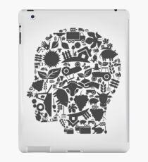 Head agriculture iPad Case/Skin