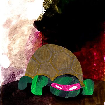 Turtle Undercover: Donatello by CannedKitty