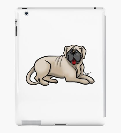 Bull Mastiff iPad Case/Skin