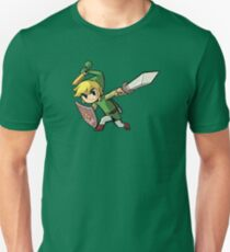 Link with sword T-Shirt