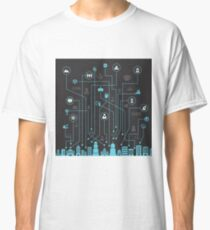 Industry a city Classic T-Shirt