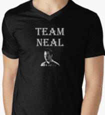 Team Neal Men's V-Neck T-Shirt