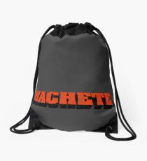 Machete Drawstring Bag