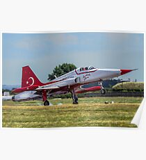 Canadair NF-5A-2000 Freedom Fighter 3066 Poster