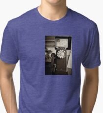 Cops are Listening Tri-blend T-Shirt