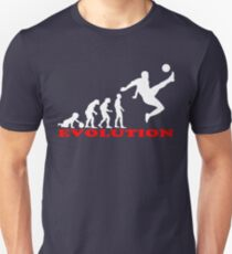 Football, Football Evolution Unisex T-Shirt