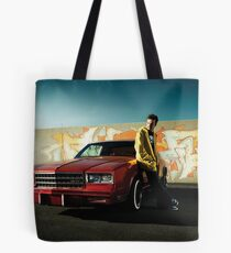 Breaking Bad Jesse Pinkman Tote Bag