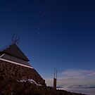 Mt Buller Lookout to the Stars by Will Hore-Lacy