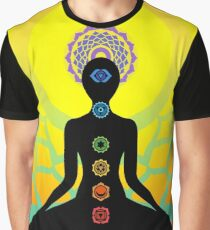 chakras Graphic T-Shirt