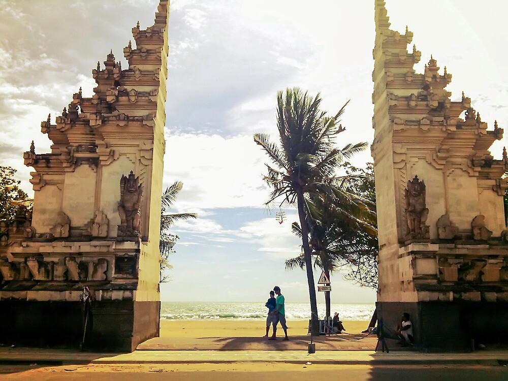 Pantai Kuta by jaymephoto