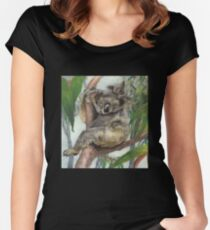 Nap O'Clock Women's Fitted Scoop T-Shirt