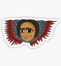 Ethiopian Angel II Sticker