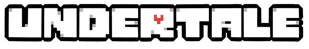 """""""Undertale logo in crispy luxurious HD"""" by CoolGuyEnzo ..."""