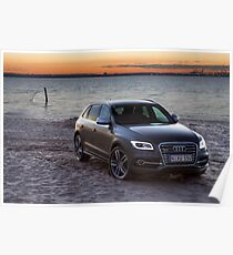 Audi SQ5 Poster