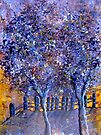 Pretoria is purple by Elizabeth Kendall