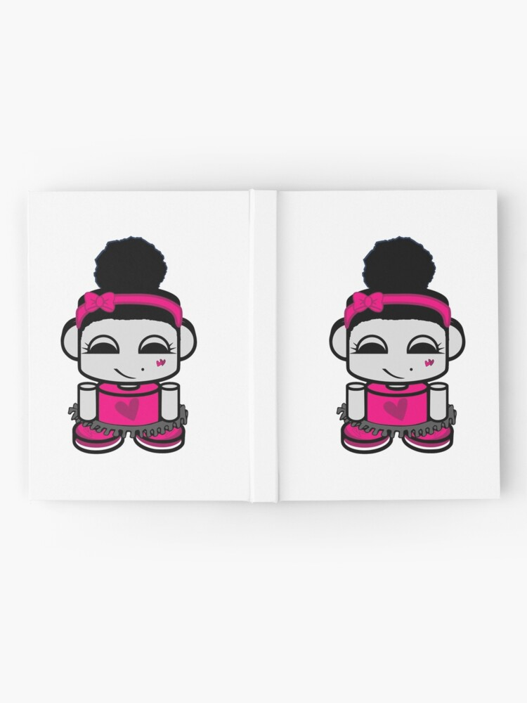 Alternate view of Aspen Ballerina O'BOT Toy Robot 1.0 Hardcover Journal