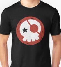 EVANGELION - Asuka Langley Skull T-Shirt