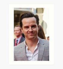 Andrew Scott Art Print