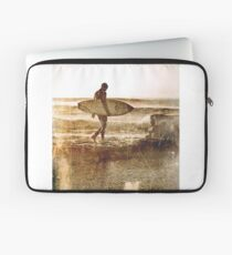 Vintage Surfer Laptop Sleeve